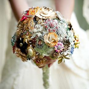 Nové svatební kytice nejsou zkvětin