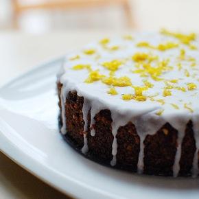 Mrkvový dortík odTerezy