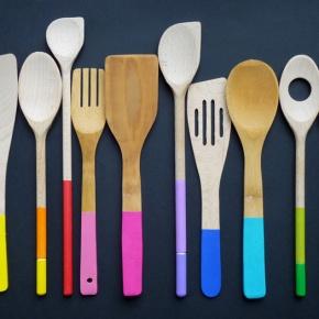 DIY: Duhové vařečky do každékuchyně