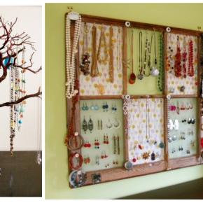 DIY: Mějte své šperky naočích