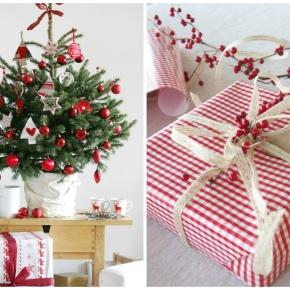 Vylaďte si Vánoce v červené abílé