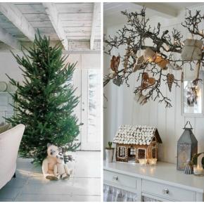 Vánoce v přírodním stylu majíkouzlo