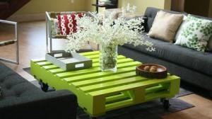 nábytek z palet