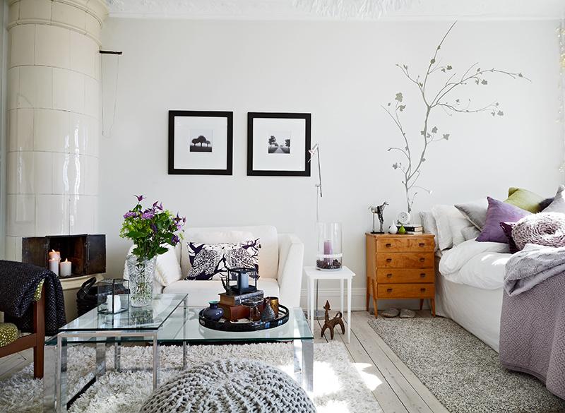 Prohlédněte si vkusně a prakticky zařízený byt velikosti 40